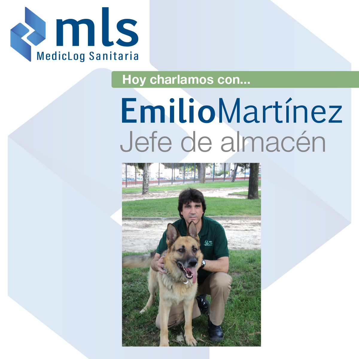 Emilio Martínez de MLS