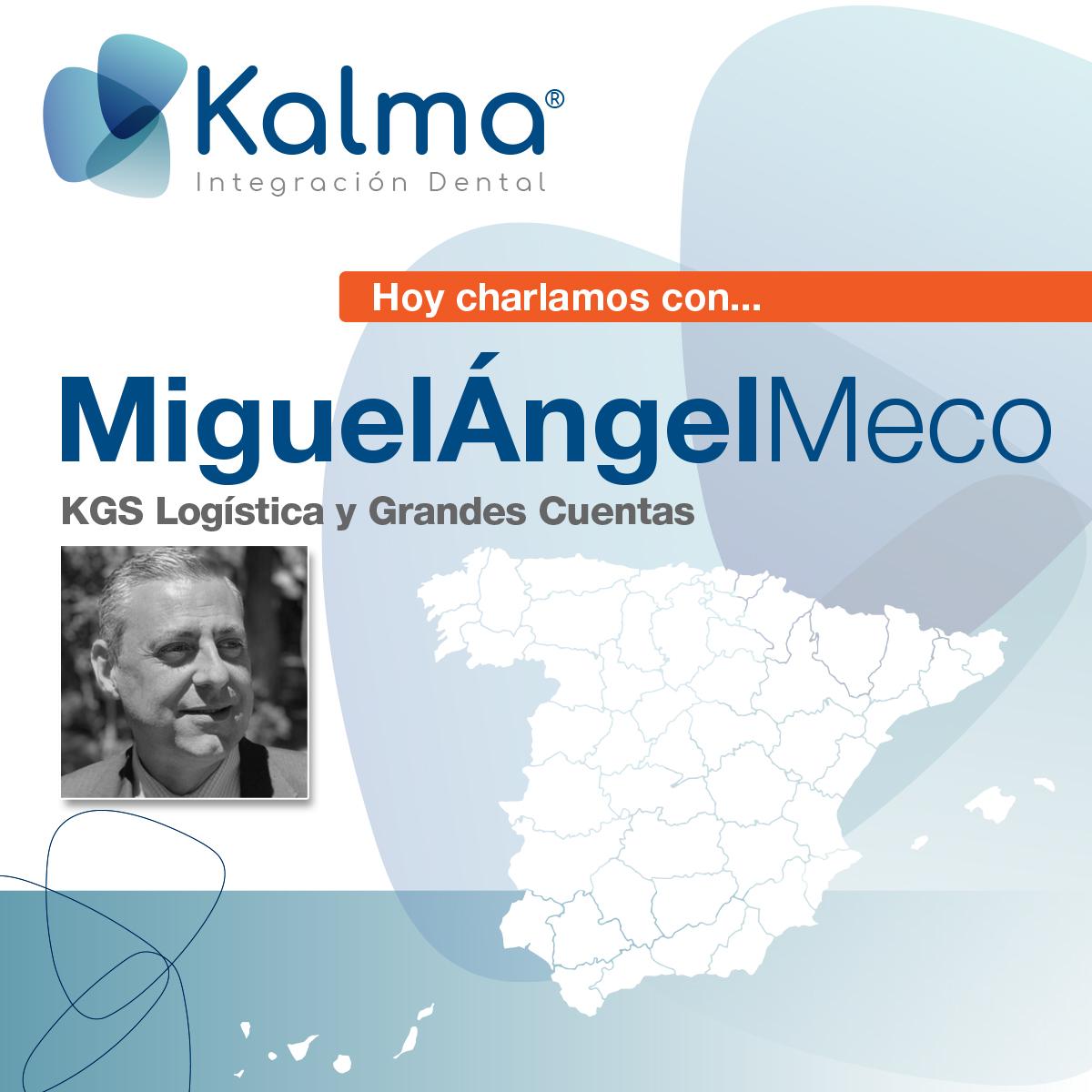 Miguel Ángel Meco Grandes Cuentas en Kalma