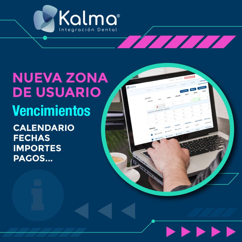 Plataforma de compra online de Kalma