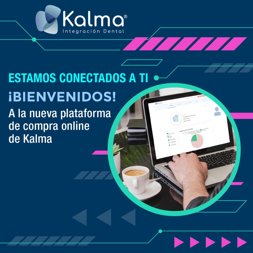 Plataforma de compra online Kalma